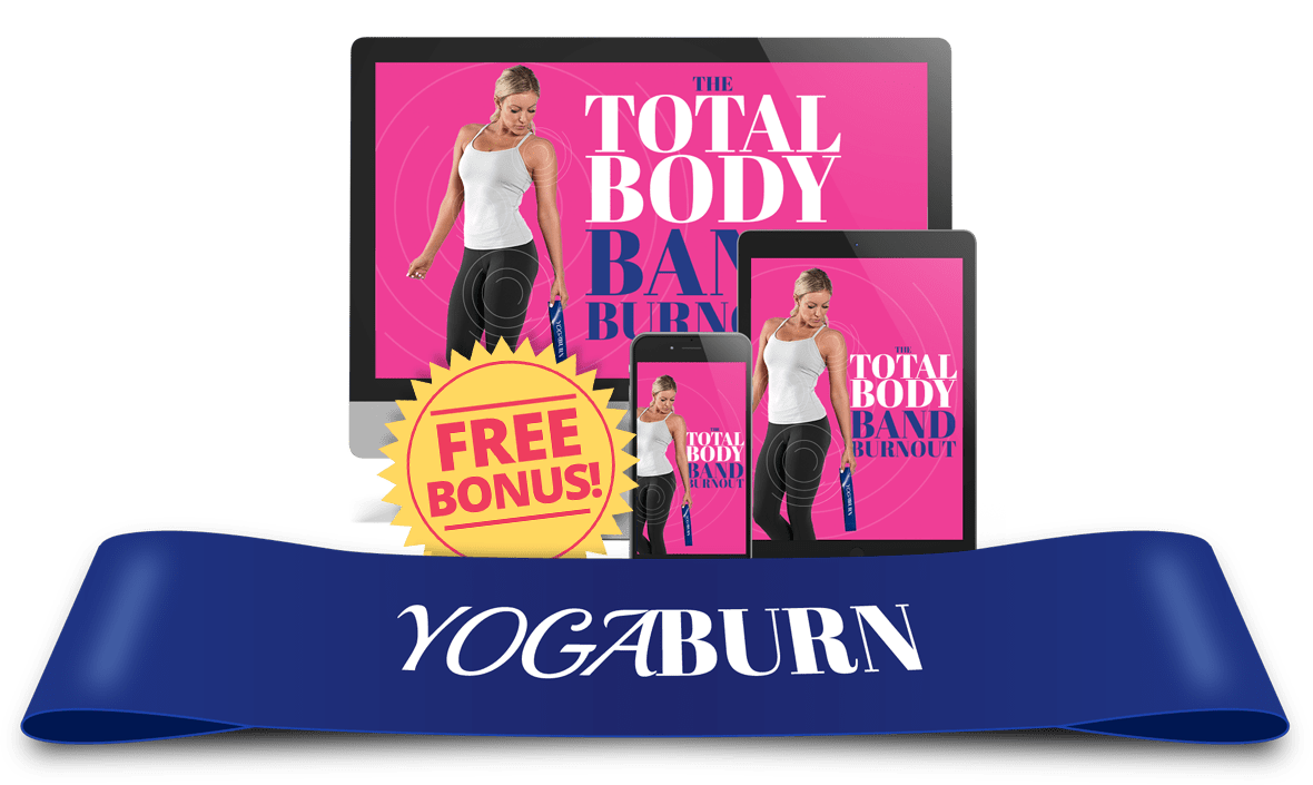 Yoga Burn Total Body Band